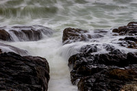 Waves and rocks 1