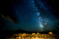 Milky Way and Three Sisters 5